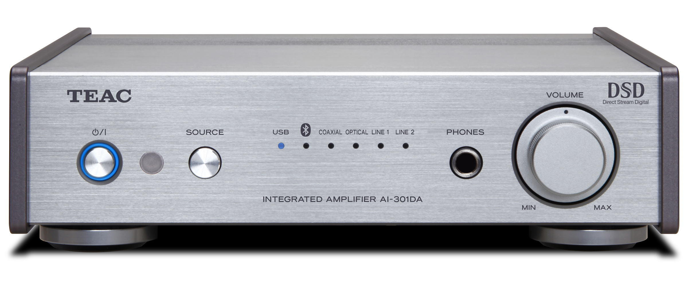 Ai 301da on teac audio amplifier