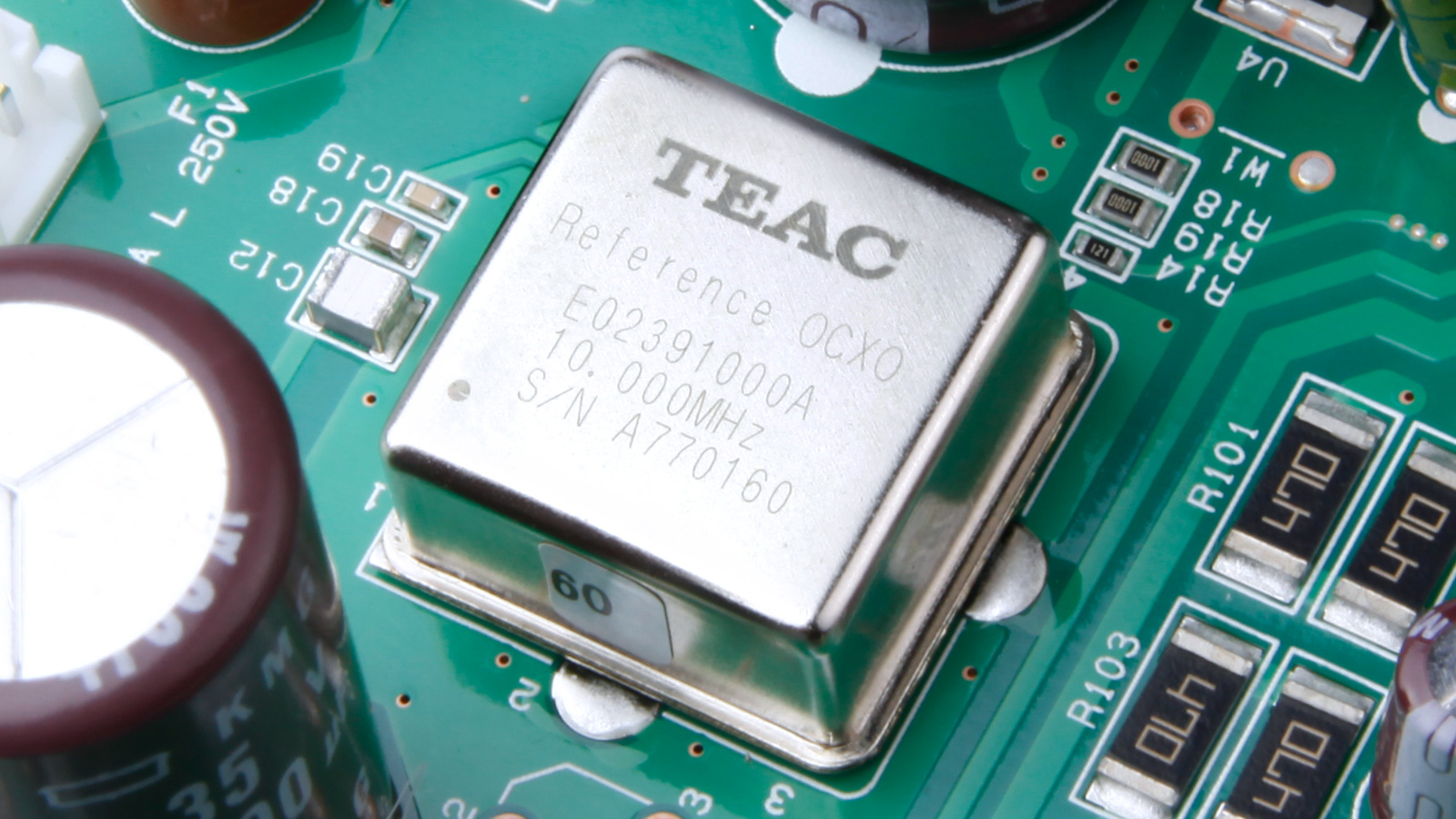 Cg 10m Features Teac International Website Sound Effects Generator Circuit Since Temperature Has A Huge Effect On Accuracy Of The Crystal Oscillator Minimising Changes And Maintaining It At An Ideal Level Are Extremely