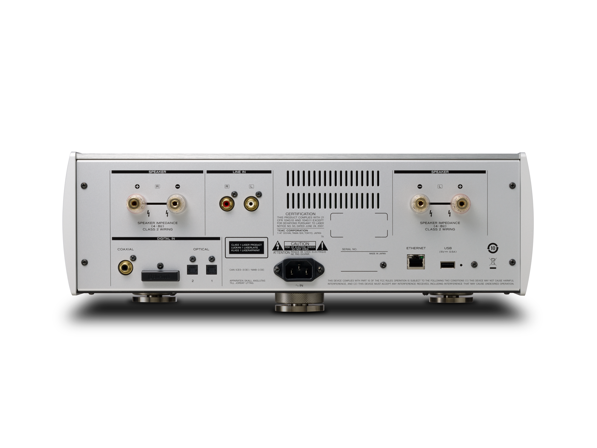Nr 7cd Features Teac International Website Category Amplifiers Analog Ics Products Tags