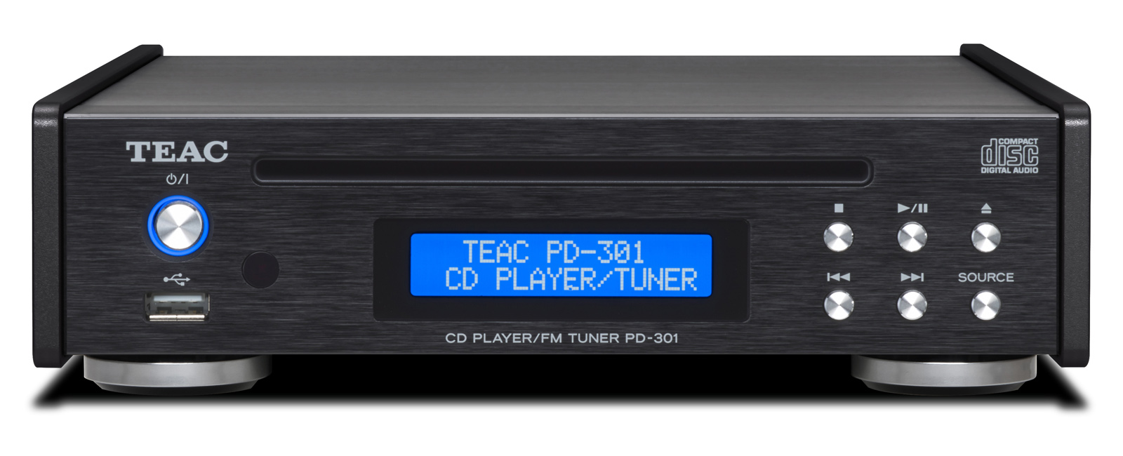 PD-301 CD Player Review on LifeWire