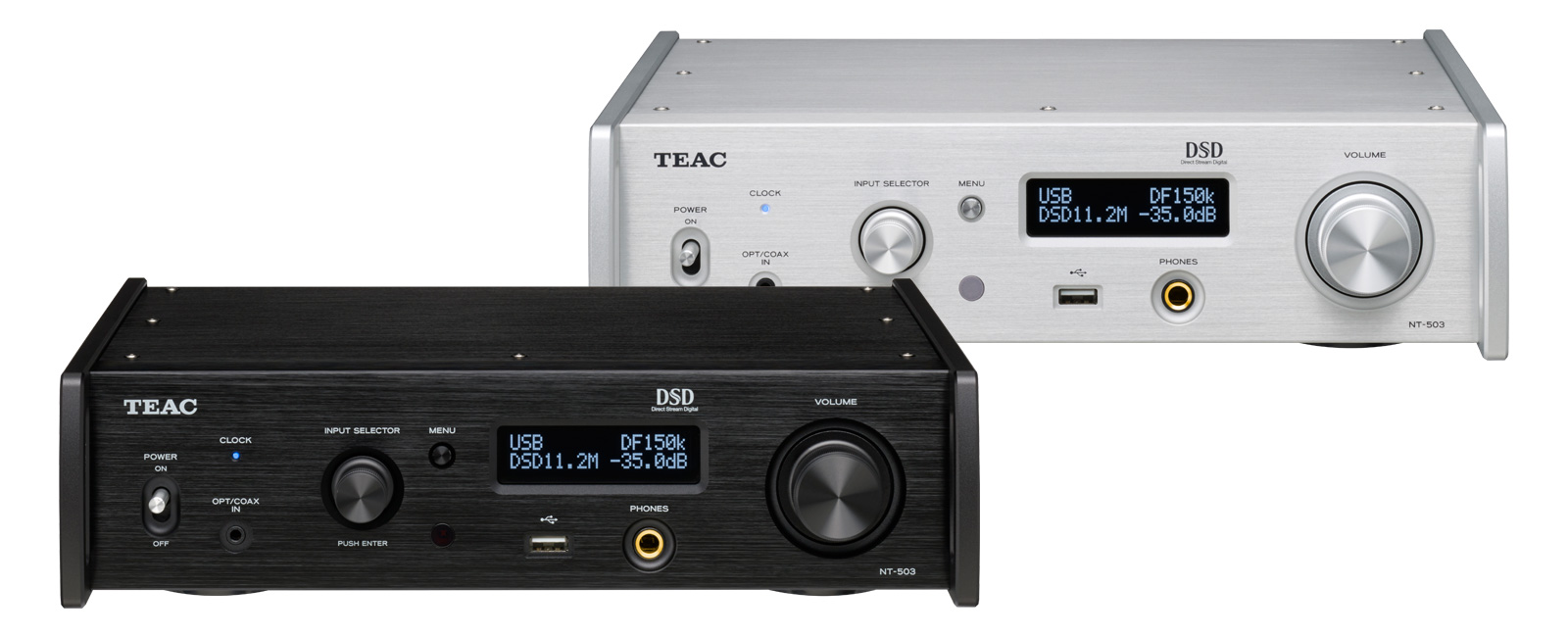 NT-503 | FEATURES | TEAC | International Website| | FEATURES
