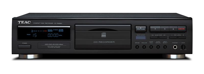 CD-RW890 | 特長 | TEAC